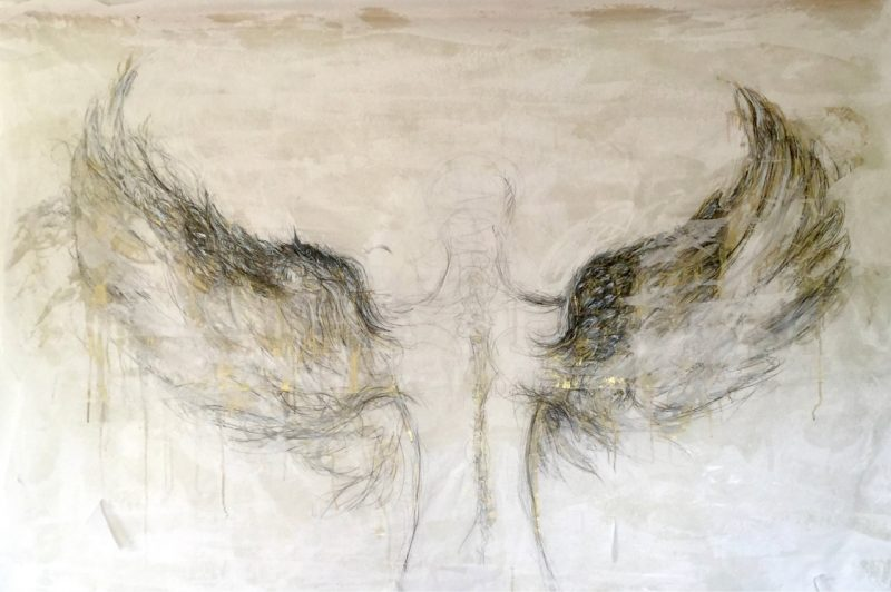 Das goldene Flügelpaar